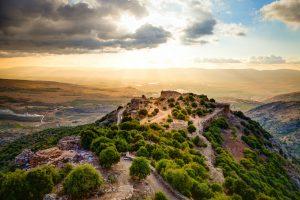 תיירות בגולן