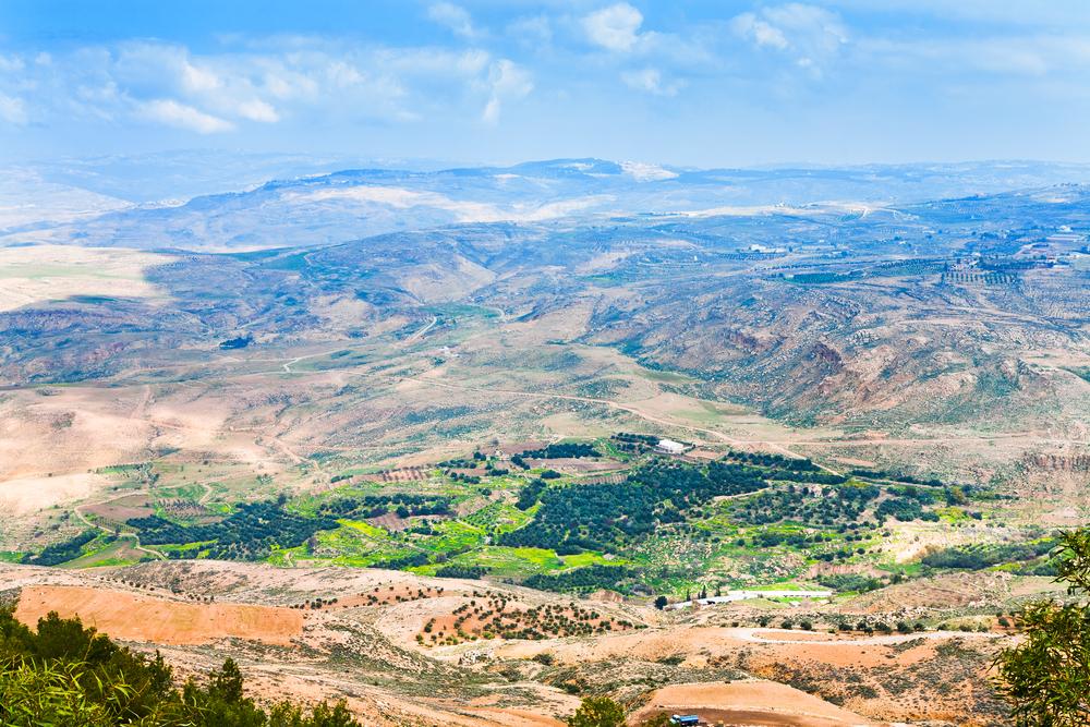 תיירות בקעת הירדן
